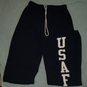 USAF HIGH WAISTED SWEATS